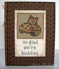 so glad we're buddies (card)