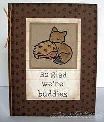 so glad we're buddies (card)