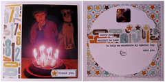Thank You card - Sizzix Bigz XL Photo Wheel