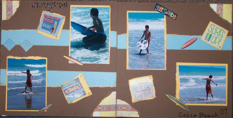 Clayton Surfing/Skimming