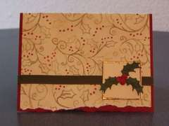 Christmas Cards 2007