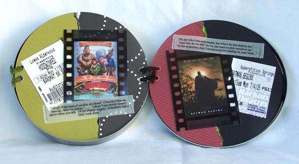 Movie Memories Mini Album