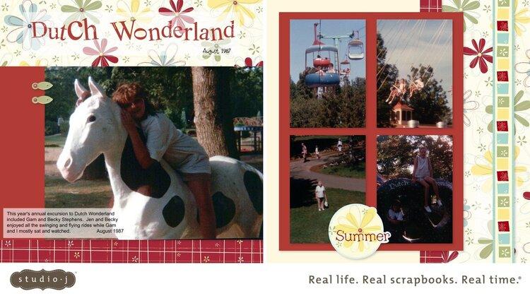 Dutch Wonderland 1987