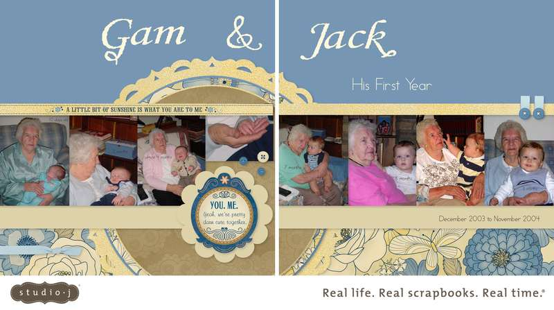 Jack and Gam 2003-2004