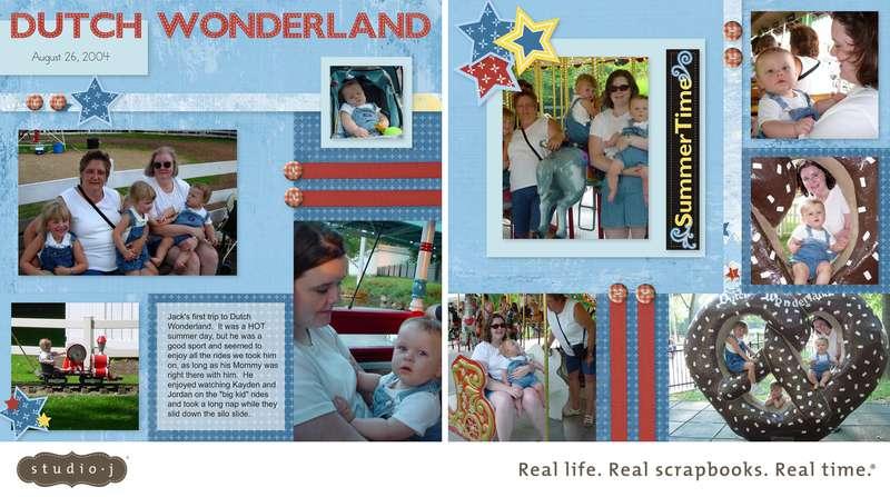 Dutch Wonderland 2004