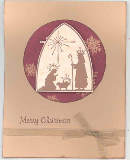 Christmas Card for Noah