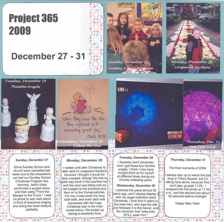Project 365 - Week 53