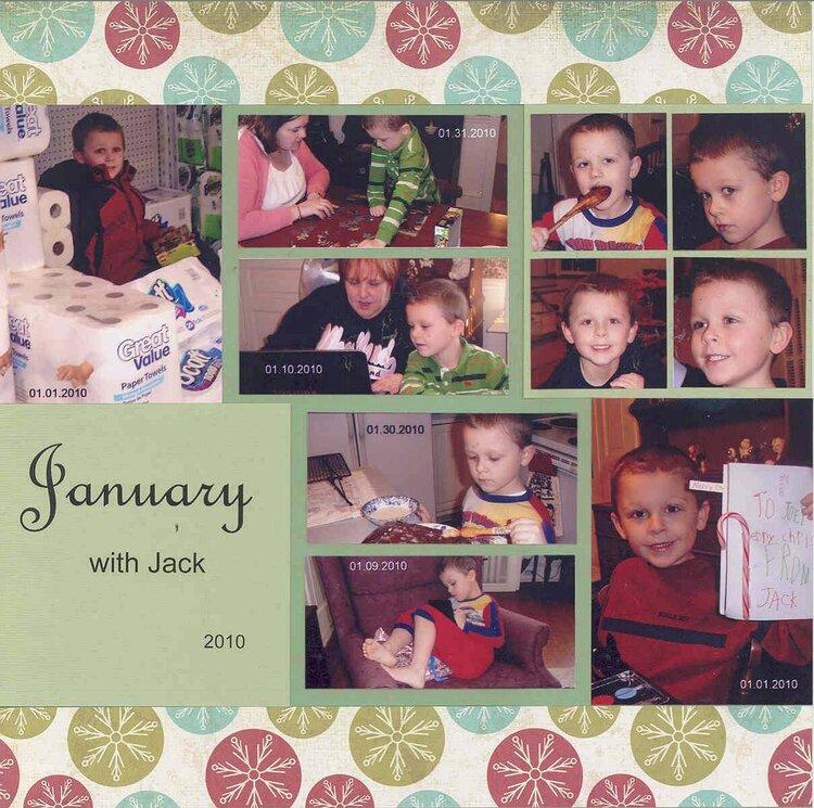 January with Jack