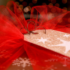 Hero Arts Tags make all your presents beautiful.