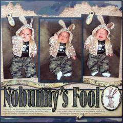 Nobunny's Fool