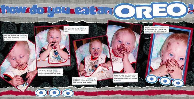 How Do You Eat An Oreo?