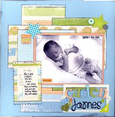 Caden James