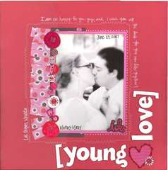 Young Love **Lucky 7 Contest**