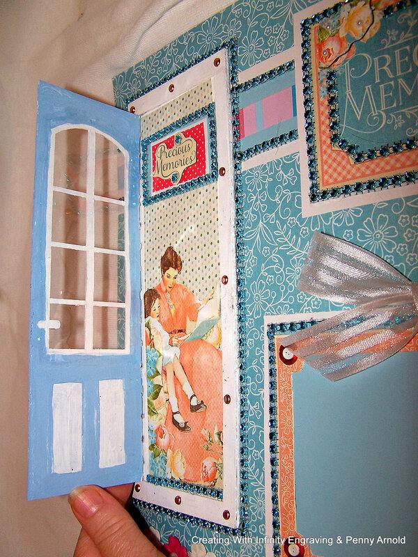 Precious Memories part 2 with open door