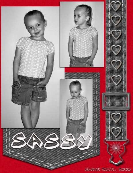 Sweet N Sassy - Pg 2