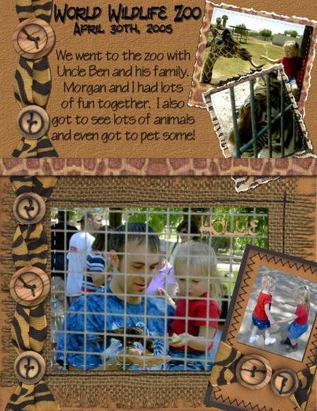 World Wildlife Zoo, AZ