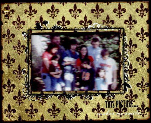 September Kit Club Frame