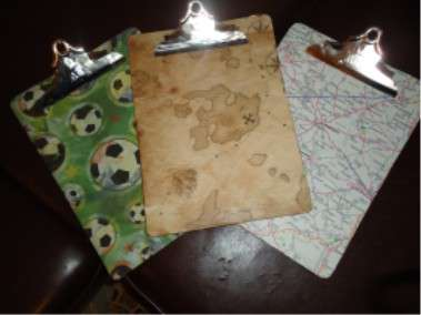 clipboards for guys