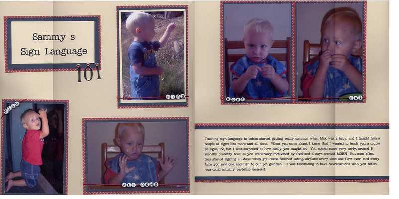 Sammy's Sign Language 101