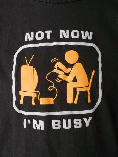 2 - A funny shirt