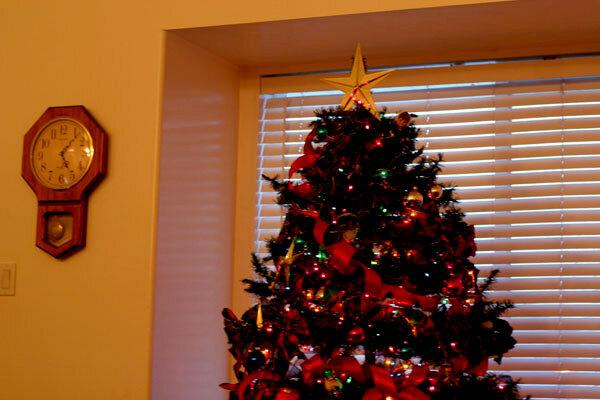 Our Christmas Tree (AWB)