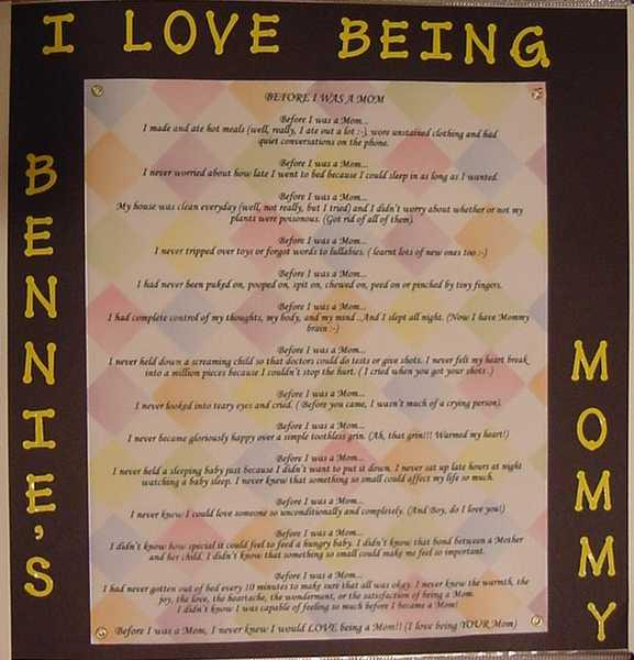 Mommy Poem