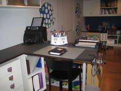 My Scraproom - Counter