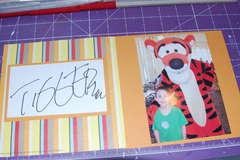Autograph - Tigger (LOAD 15)