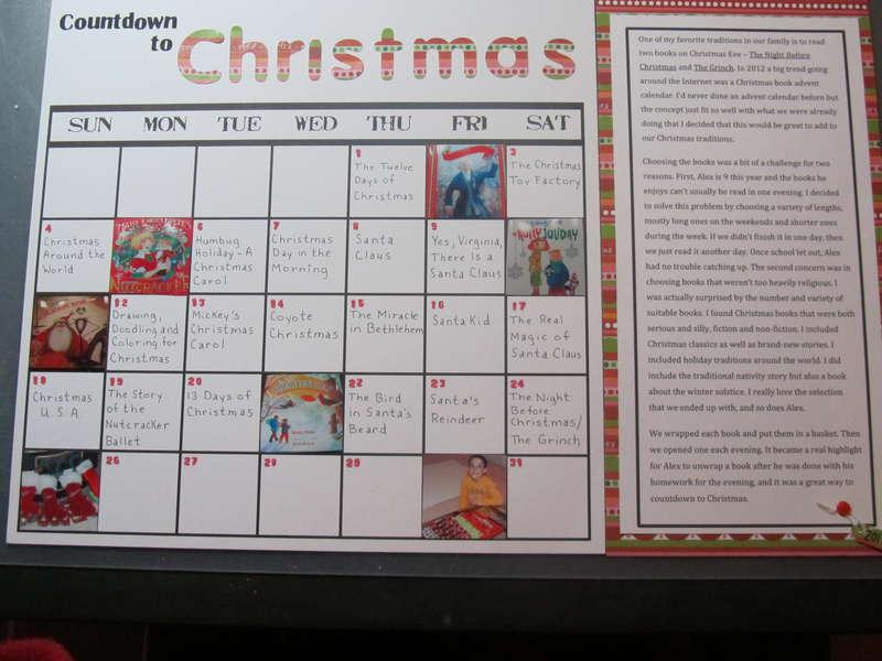 Twelve - Countdown to Christmas