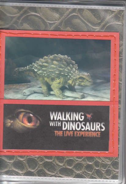 Walking With Dinosaurs - Front Cover