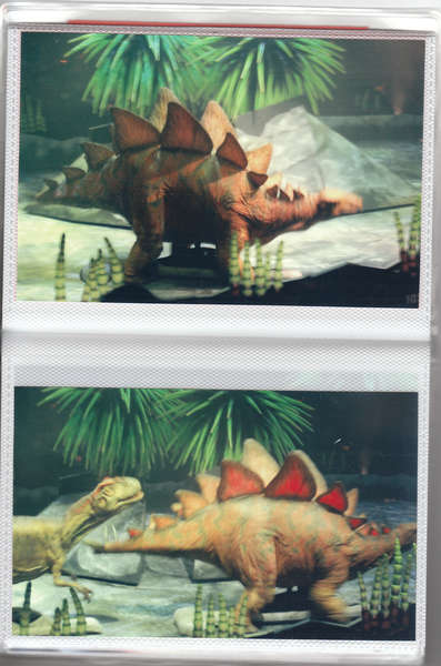 Walking With Dinosaurs - Filler Pages