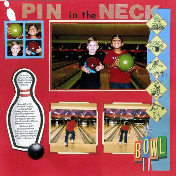 Pin in the Neck