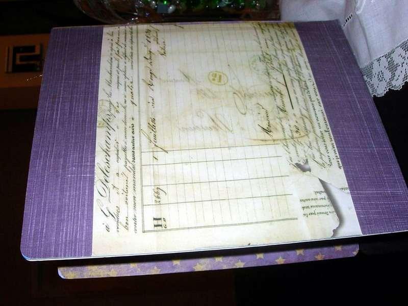 Altered Board Book