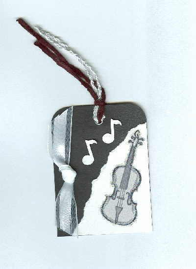 string music tag