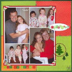 Christmas (PJ time)