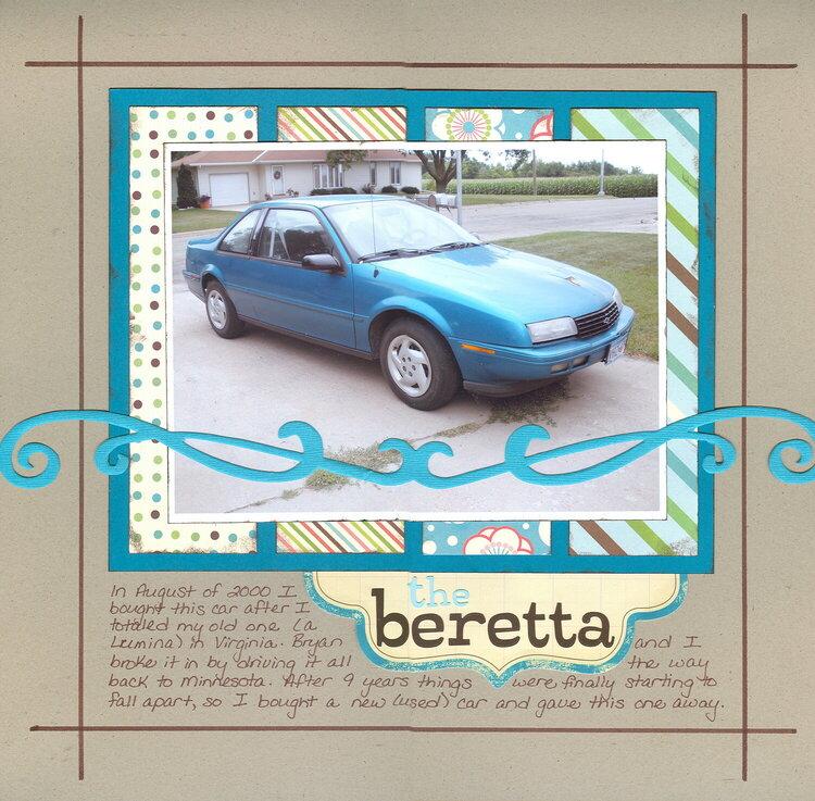 the beretta