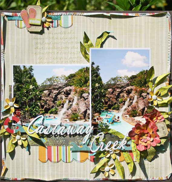 Castaway Creek *EP Paradise Beach*