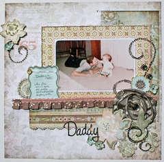 Daddy *New Basic Grey Cappella