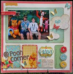 Pooh Corner *Cosmo Cricket Togetherness