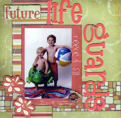Future Lifeguards **Dream Street Papers**
