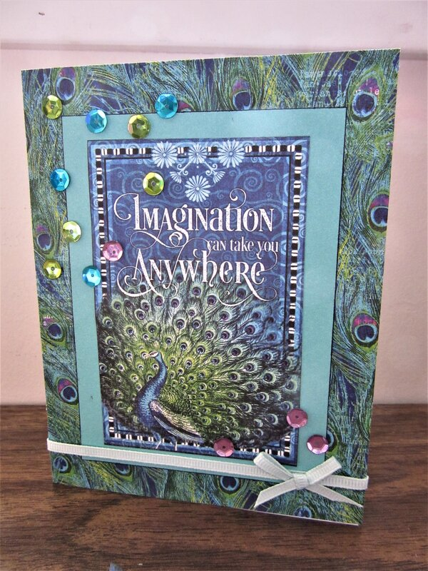Imagination can take you Anywhere