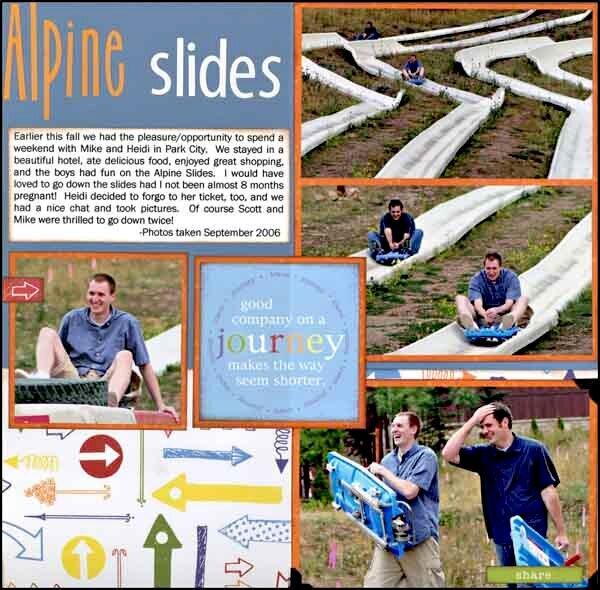 Alipe Slides