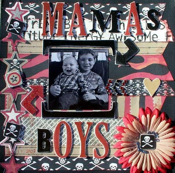 mamas boys