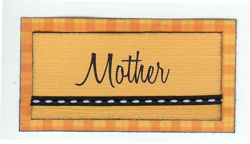 Mother - Words of...Swap