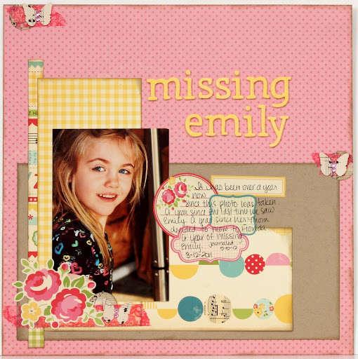 Missing Emily