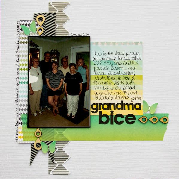 Grandma Bice