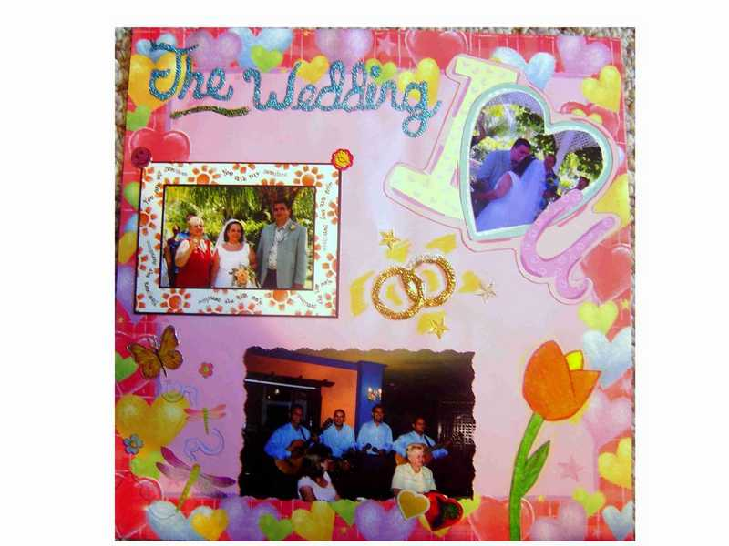 Christine's Wedding in Cuba