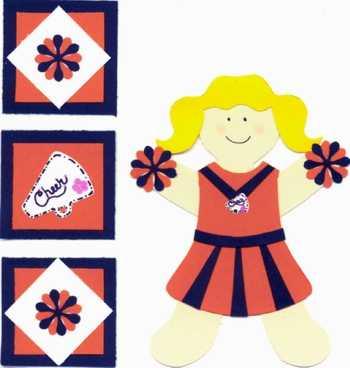 Cheerleading Items