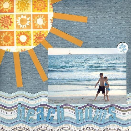 *DW 2007* Beach Bums