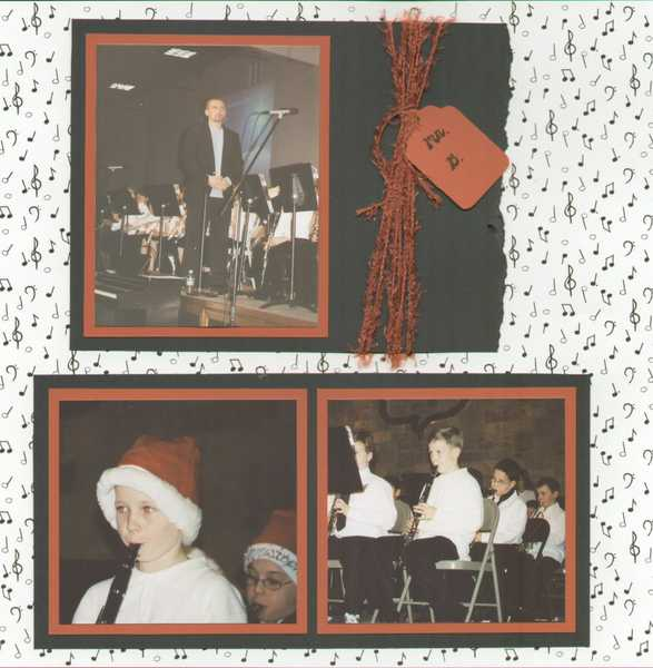Christopher's Christmas Concert
